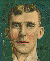 1910 Connie Mack baseball card