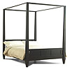 Wilshire Canopy Platform Bed 3 sizes