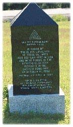 Lincolville Monument