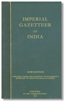 Cover image of the Imperial Gazetteer