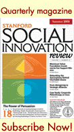 SSIReview.org with Social Innovations Conversations