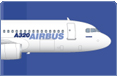 Cabin configurations for the A320