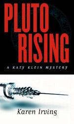 Pluto Rising book cover