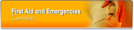 First Aid and Emergencies Centers