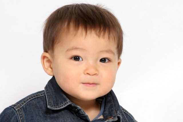 Uncommon and unusual baby names-handsome boy
