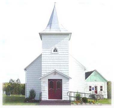 East Tracadie Church