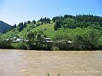 River in Carpathians