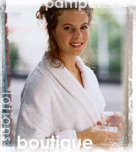 pamper - Spa holidays