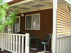 Park Cabins 6 Berth