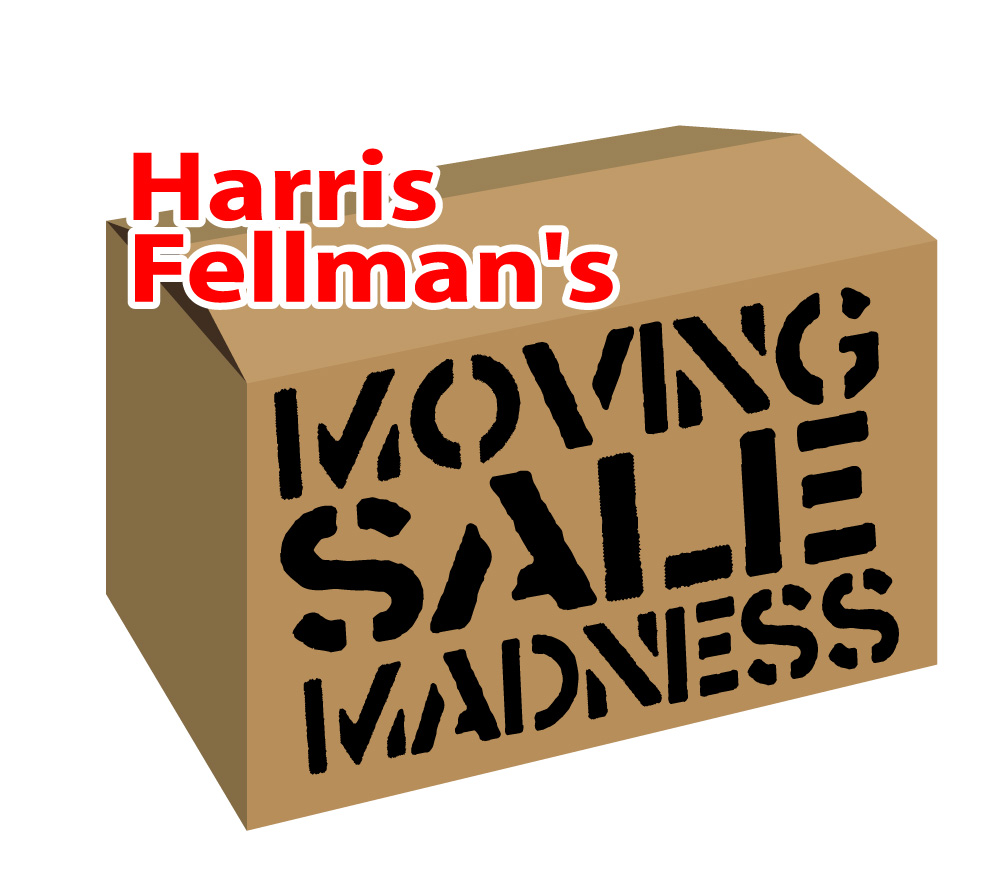 moving sale madness