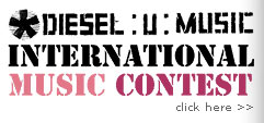 Diesel:U:Music International Music Contest