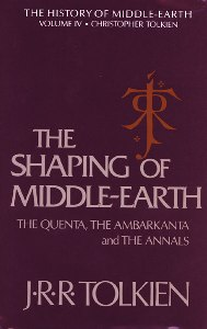 Shaping of Middle Earth