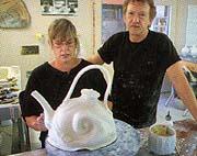Elaine and Tokm Coleman