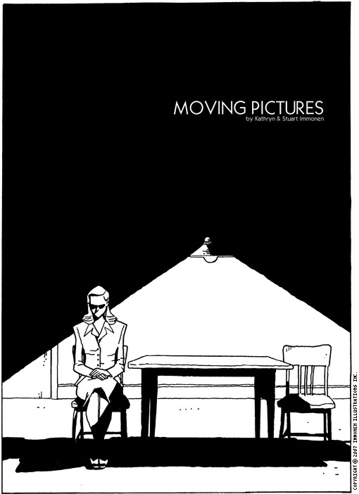 Moving Pictures © 2007 immonen illustrations