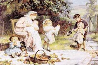 Mothering Sunday (fête des mères)