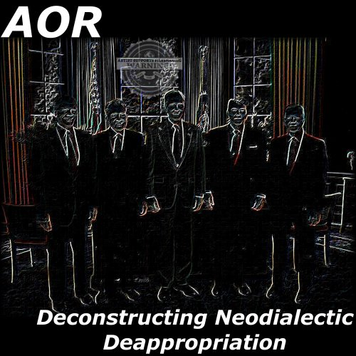 Deconstructing Neodialectic Deappropriation Album Cover