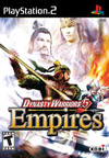 Boxart for Dynasty Warriors 5: Empires