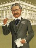 Vanity Fair Print - Gordon Selfridge 1911