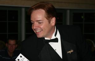 Magician Carl Wilson