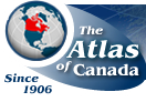 The Atlas of Canada - Identifier