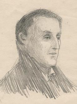 A Sketch of Casimir by Constance