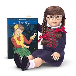 American Girl Dolls - Molly