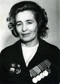 Александра Васильевна Аванесова