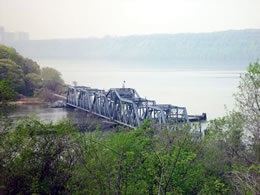 Spuyten Duyvil Swing Bridge