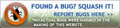 RT Bug Squash