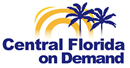 Central Florida on Demand Logo Cropped