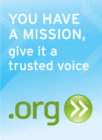 .ORG - You have a mission, give it a trusted voice.