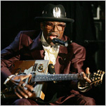 Bo Diddley, Who Gave Rock His Beat, Dies at 79