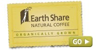 Earth Share coffee now available!