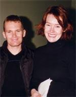 James Bradley and Mardi McConnochie