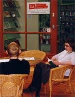SA Writers' Centre Lounge