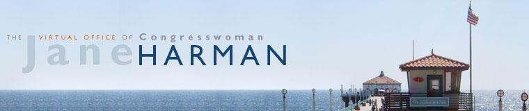 The Virtual Office of Congresswoman Jane Harman