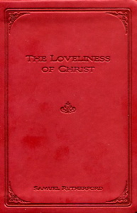 Loveliness Of Christ Book