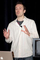 David Heinemeier Hansson, creator of Ruby on Rails
