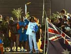 Olympic Torch Relay reaches Sydney