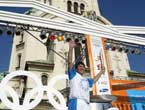 Olympic Torch Relay reaches Sofia