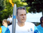 Olympic Torch Relay reaches Lausanne