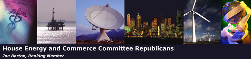 Committee on Energy and Commerce, Republicans