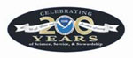 noaa 200th logo