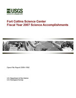 Cover image of the 2005 Accomplishments report.