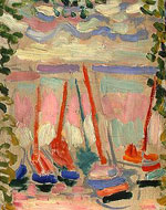 image: Image: Henri Matisse Open Window, Collioure, 1905 Collection of Mr. and Mrs. John Hay Whitney 1998.74.7
