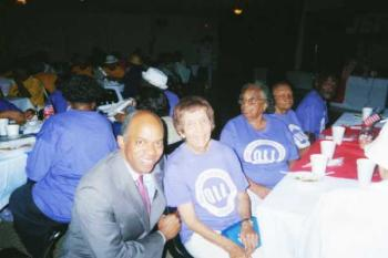 August 10, 2004 -- Congressman Jefferson Talks to New Orleans Seniors About Medicare