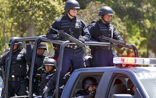 Mexico Under Siege: Complete Coverage