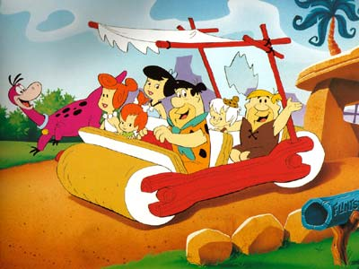 Flintstones wallpaper