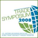 Trade Symposium 2008 logo