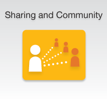 Sharing and Community